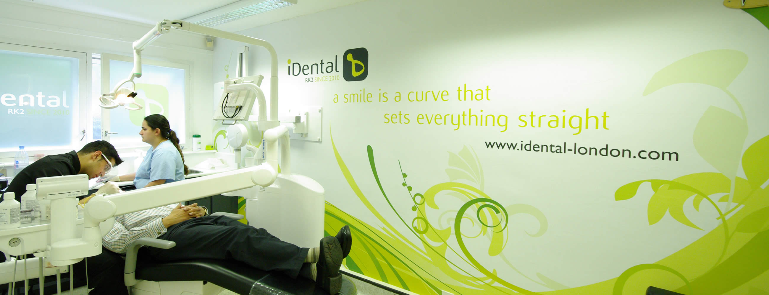About iDental London in West London